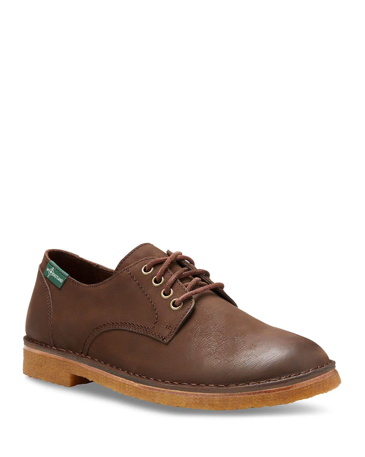 EASTLAND Men'S Morris 1955 Leather Lace-Up Shoes in Brown