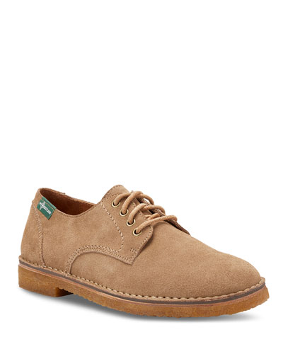 Men's Morris 1955 Suede Lace-Up Shoes