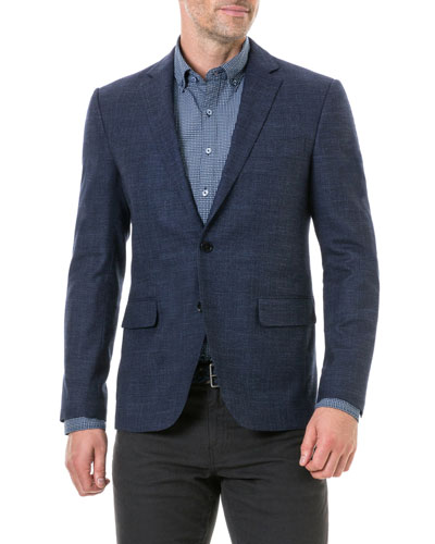 Men's Dannevirk Two-Button Jacket