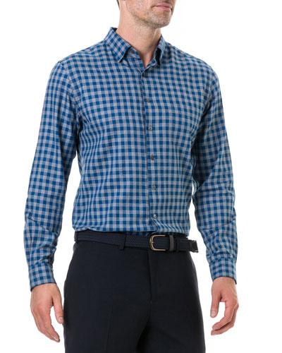 Men's East Harbour Check Sport Shirt