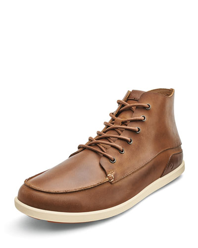 Men's Nalukai High-Top Boots