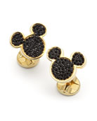 Cufflinks Inc. 90th Anniversary Mickey Mouse Disney Cuff