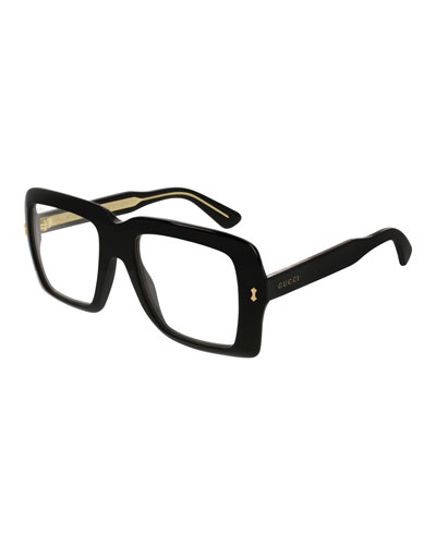 48e3083010 Quick Look. Gucci · Unisex Bold Acetate Sunglasses with AR Coating