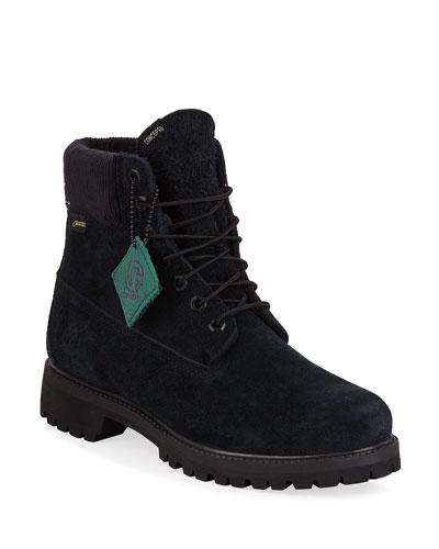 Men's Concepts 6 Premium Suede Boots
