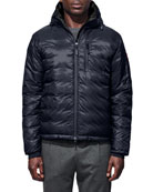 Canada Goose Men's Lodge Quilted Fusion-Fit Hoodie Jacket