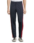 Rag & Bone Men's Side-Stripe Club Track Pants