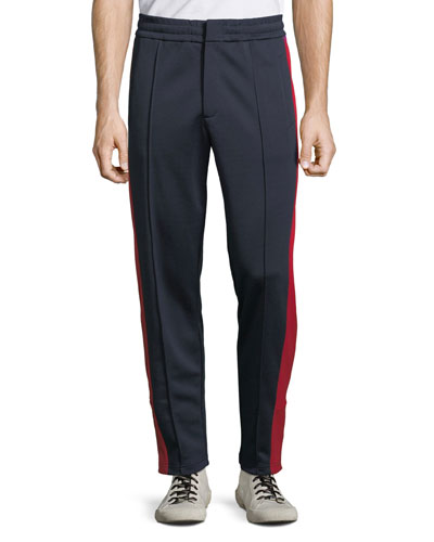 Men's Side-Stripe Club Track Pants