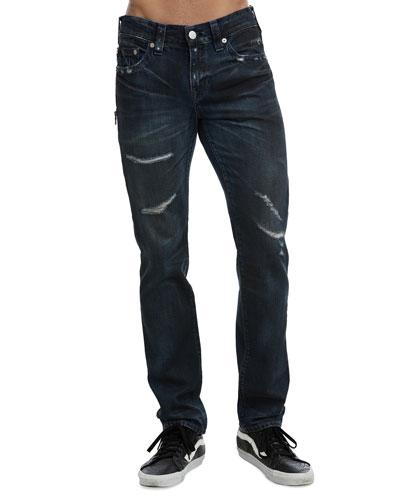 8549498fa086 Quick Look. True Religion · Men s Rocco Slim Midnight Storm Jeans