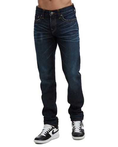 Men's Rocco Dark Tunnel Jeans