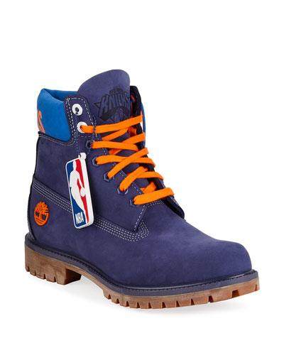 ddb7eac605 Quick Look. Timberland · Men s New York NBA 6