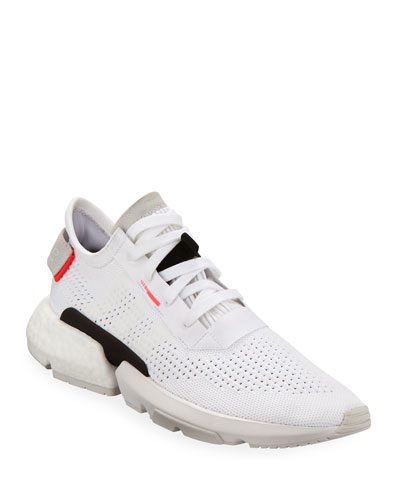 Men's Pod-S3.1 Running Sneakers, White