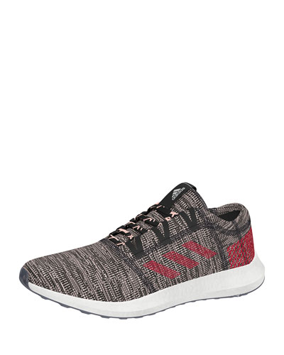 Men's PureBOOST Go Knit Trainer Sneakers