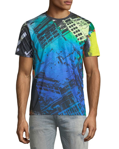 Men's Graphic Crewneck T-Shirt
