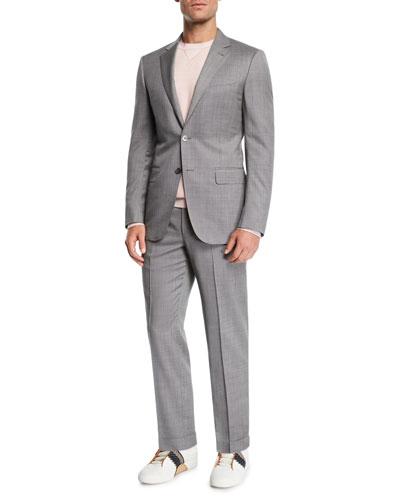 Men's Tic Two-Piece Suit