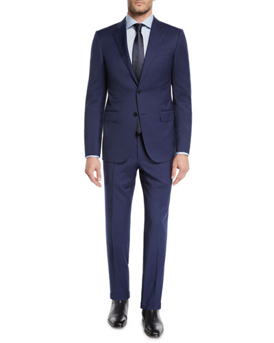 7ebbe9ebc0bc8 Quick Look. Ermenegildo Zegna · Men's two-piece wool suit