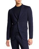 Ermenegildo Zegna Men's Packable Two-Piece Suit