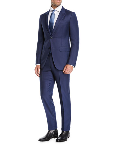 Men's Two-Piece Nailhead Suit