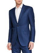 Ermenegildo Zegna Men's 15milmil15 Two-Piece Tonal Striped Suit