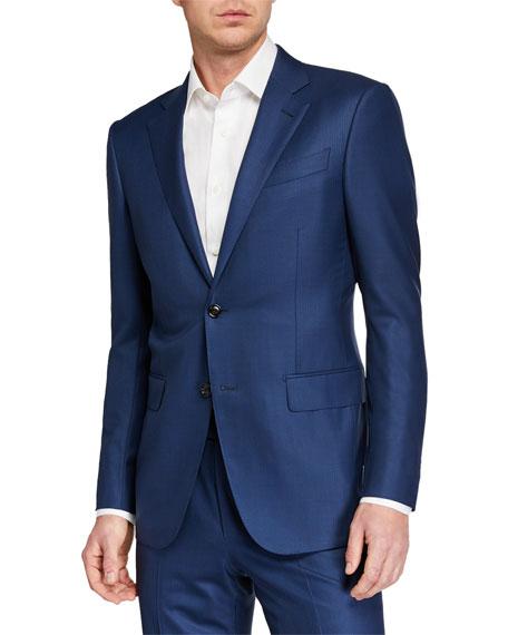 Ermenegildo Zegna Men's 15milmil15 Two-Piece Tonal Striped Regular-Fit Suit