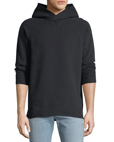 Men's Made & Crafted Unhemed Hoodie