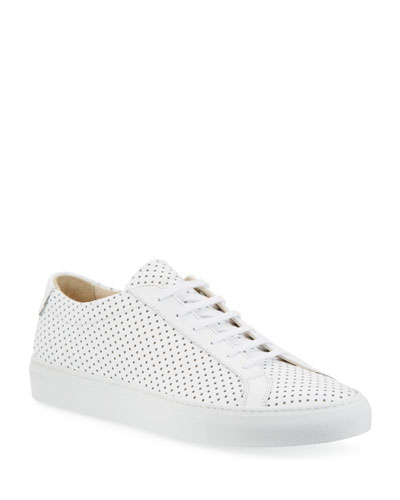 Men's Achilles Low Perforated Sneakers