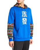 Adidas Men's x Pharrell Williams SOLARHU Pullover Hoodie