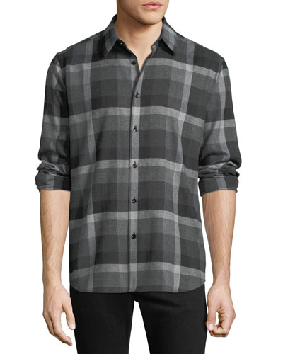 Men's Bantam Check Sport Shirt