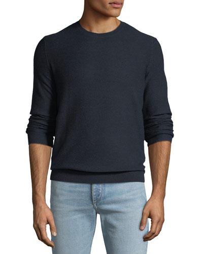 Men's Meden Cashmere Crewneck Sweater