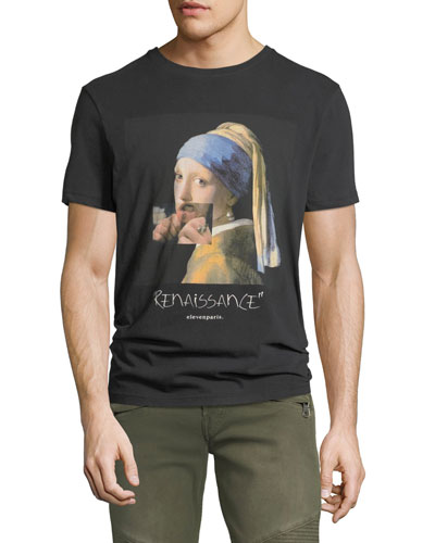 Men's Vermeer Graphic T-Shirt
