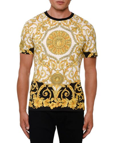 1200be44 Quick Look. Versace · Men's Classical Graphic Print T-Shirt