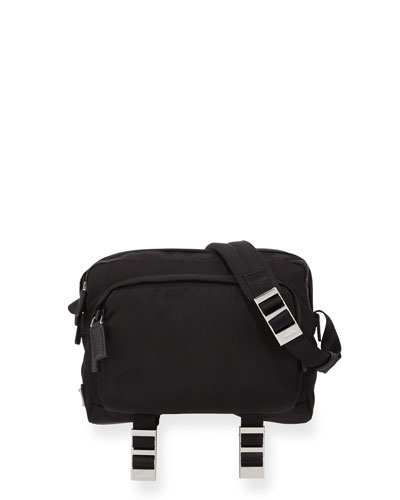 Men's Nylon Crossbody Bag