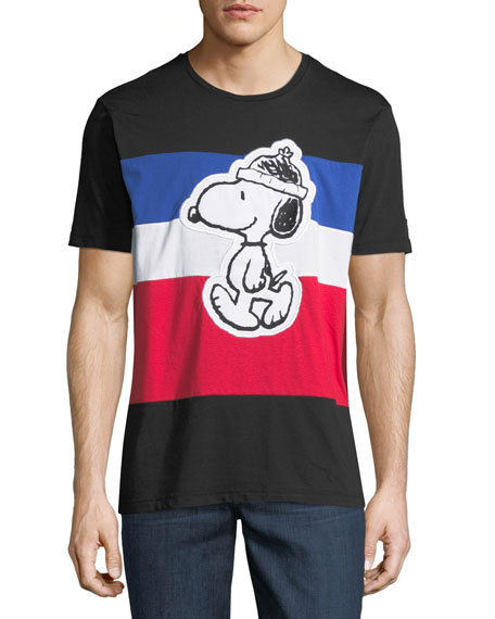 Iceberg Men's Snoopy Graphic T-Shirt