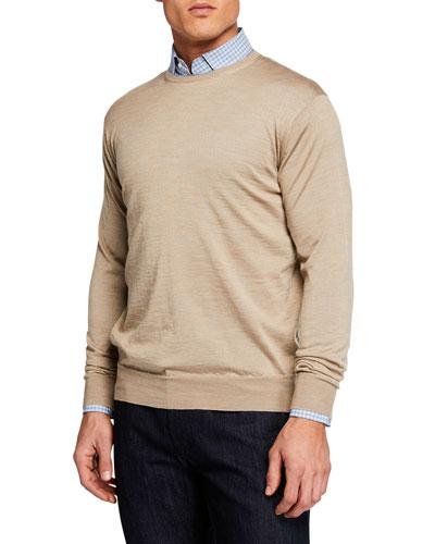 Sleeves Silk Neiman Wool Marcus Sweater Long qxBwd0q