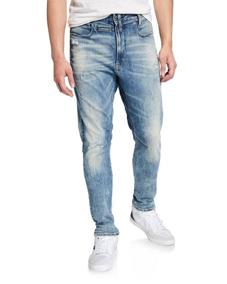 G-Star Men's D-Staq Lox 5-Pocket Jeans