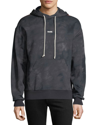 Men's Cyrer Hoodie in Eclipse Graphic