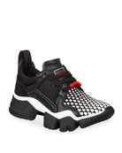 Givenchy Men's Jaw Low-Top Running Sneakers