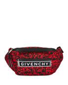 Givenchy Men's Light 3 Belt Bag/Fanny Pack