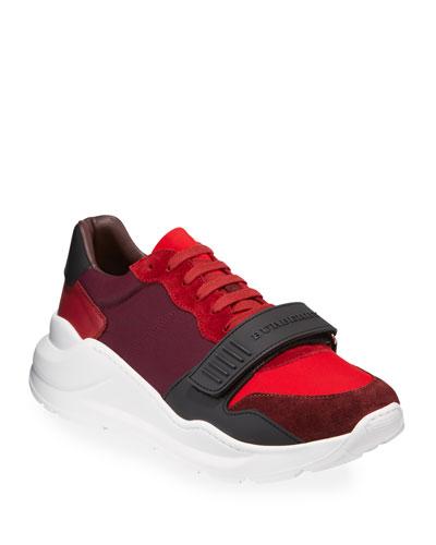 d43d1901e09 Red Rubber Sole Shoes