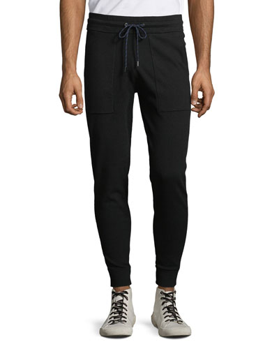 Men's Active-Stitch Jogger Pants