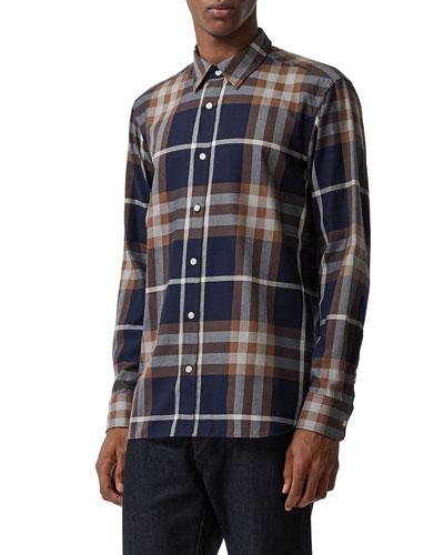 Men's Richard Check Sport Shirt