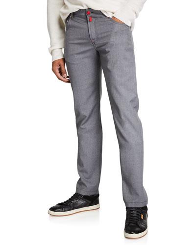 Men's Natural Stretch Denim Jeans