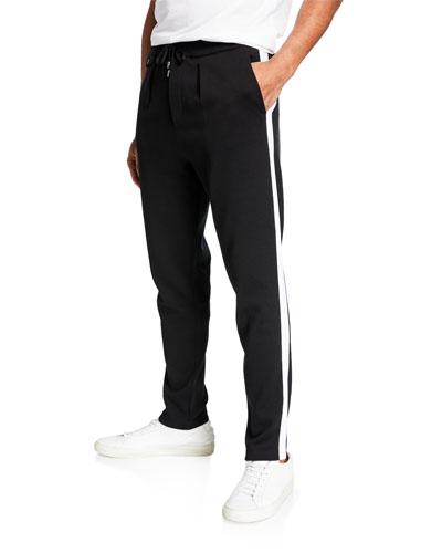 8848ef444ff Silk Drawstring Pants