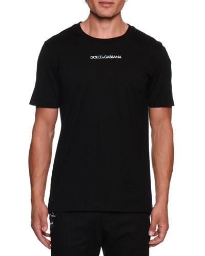 Men's Logo Crewneck T-Shirt