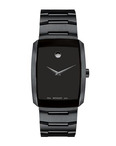 Men's Eliro Rectangular Bracelet Watch