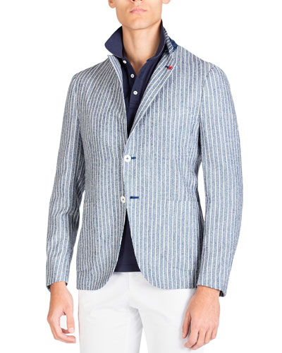 Men's Stripe Jacket