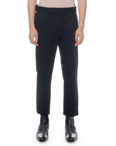 a7003d56ad42 Quick Look. Berluti · Men s Cotton Twill Straight-Leg Trousers