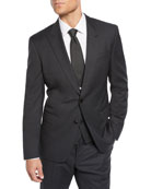 BOSS Men's Nailhead Three-Piece Suit