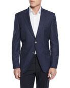 BOSS Men's Birdseye Sport Coat