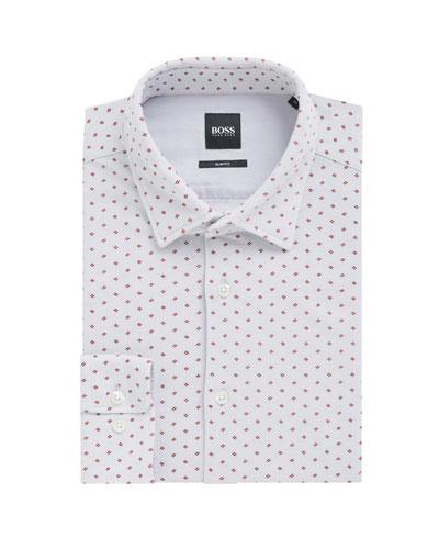 70bf6e7cdf2 Quick Look. BOSS · Men's Ronni Slim Fit Cotton Dress Shirt