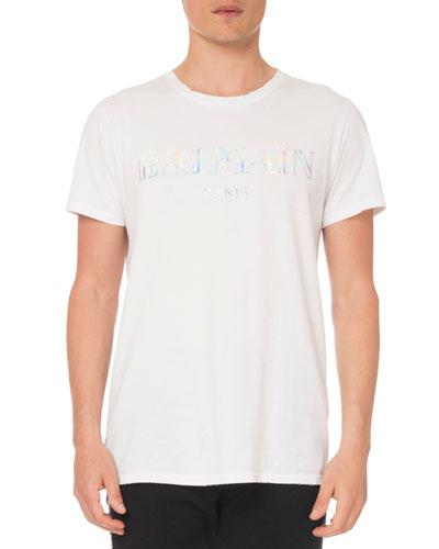 de1a8eddc Balmain Tshirt   Neiman Marcus